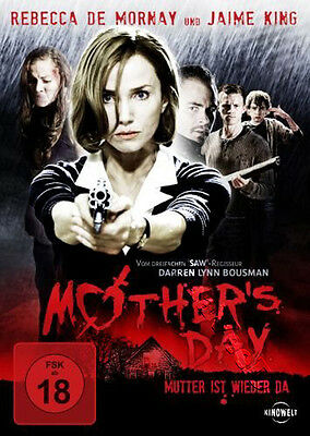 Mothers Day NEW PAL Cult DVD Rebecca De Mornay Dutch