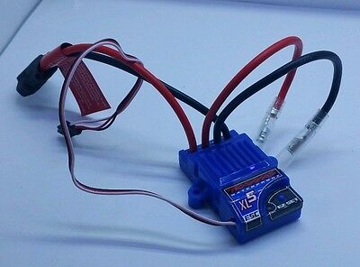 NEW Traxxas XL-5 ESC LVD Waterproof Slash Rustler Stampede TRA3018R
