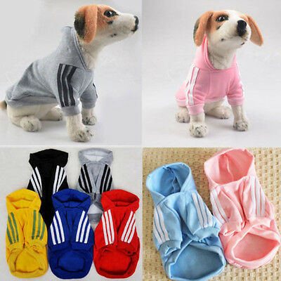 Pet Coat Dog Jacket Winter Clothes Puppy Cat Sweater Clothing Apparel USA
