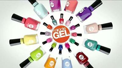 Sally Hansen Miracle Gel Nail Polish Pick Your Color B2G1 FREE Add 3 to Cart