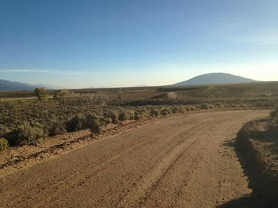 5 ACRES COLORADO LAND ROAD FRONTAGE CLOSE TO TOWN NO RESERVE BUY IT NOW
