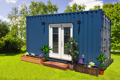 20 Container Home  Lease or Rent for Overnight and Vacations