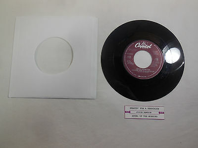 45 RPM Record Juice Newton Headin For A Heartache  Angel Of The Morning