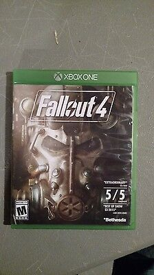 xbox one fallout 4  video game