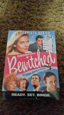 Bewitched The Complete Collection DVD 2015 22-Disc Set new sealed