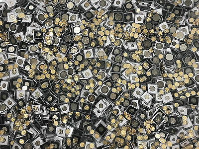 OLD SILVER COINS BULLION LOT US COLLECTION GOLD SET MONEY HOARD -999 BARS ESTATE