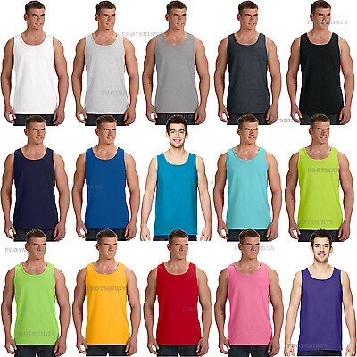 Fruit of the Loom - 100 cotton HD Cotton Mens Tank Top - 39TKR