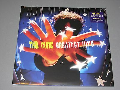 THE CURE Greatest Hits 2LP PREORDER  New Sealed Vinyl 2 LP