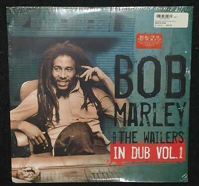 BOB MARLEY AND THE WAILERS In Dub Vol- 1 - Vinyl LP 12 Record - Sealed