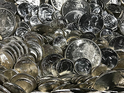 UNCIRCULATED SILVER COINS OLD ESTATE LOT MONEY US CURRENCY -999 GOLD BULLION SET
