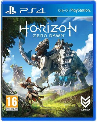 Horizon Zero Dawn - Sony PlayStation 4