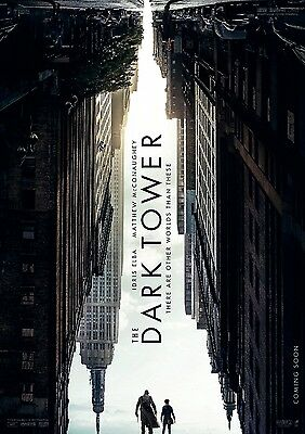 The Dark Tower - Teaser - Original movie theater poster 27x40 DS