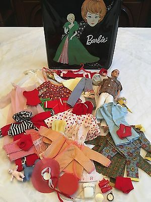 Vintage Barbie and Ken Doll Clothing - Accessory Collection