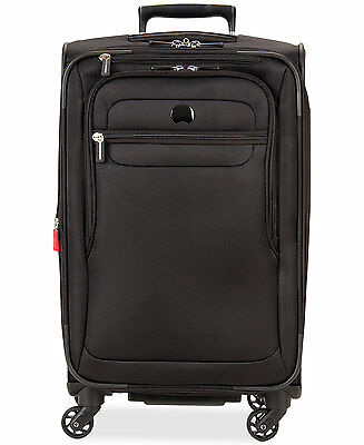 200 DELSEY Helium Fusion 21 Expandable Spinner Travel Suitcase Luggage