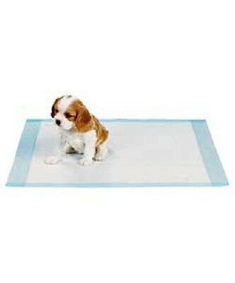 100 - Dog Puppy 17x24 Pet Housebreaking Pad Pee Training Pads Underpadsu