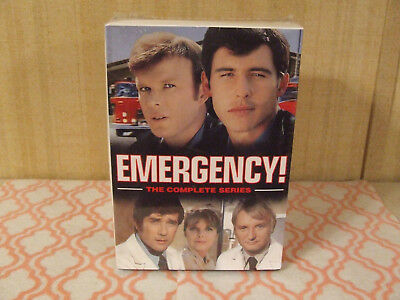Emergency The Complete Series DVD 2016 32-Disc Set NEW