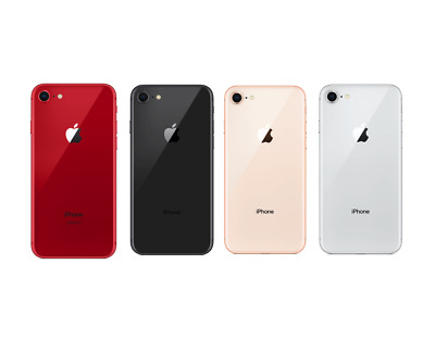 Apple iPhone 8 64GB Red - All Colors GSM - CDMA Unlocked Brand New Warranty
