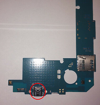 Galaxy Tab 4 T230 T230NU T237P 7 inch USBCharge Port Mail In Repair Service