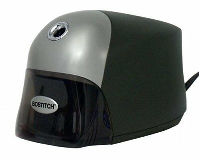 Bostitch QuietSharp Executive Electric Pencil Sharpener Black EPS8HD-BLK