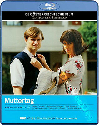 Mothers Day NEW Arthouse Blu-Ray Disc Harald Sicheritz Alfred Dorfer