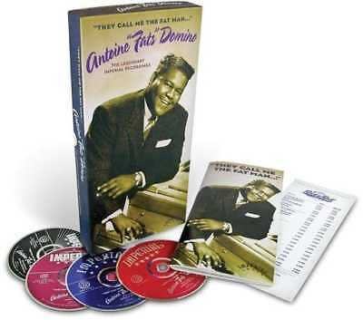 Fats Domino The Legendary Imperial Recordings They Call Me the Fat NEW CD Box