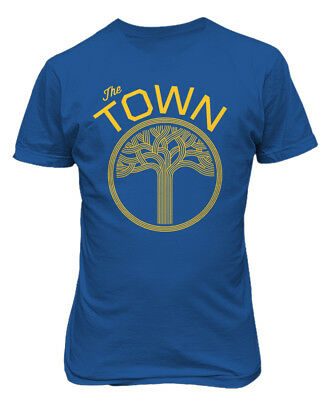Golden State Warriors The Town Shirt Mens - Youth T-Shirt