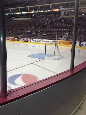 2 Tickets Providence Bruins at Hershey Bears 121617 at Giant Center - 125 B