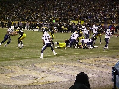 Pittsburgh Steelers vs Greenbay Packers