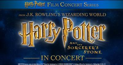 Harry Potter Concert Series Tickets Norfolk 1PM Sunday Nov 26 Orchestra Row S