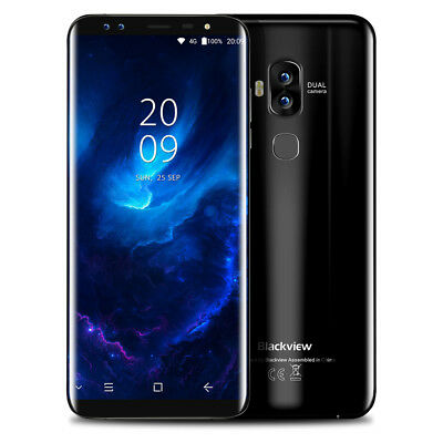 Blackview S8 4G Smartphone 5-7 Unlocked Handys Android 7-0 Octa Core 4GB-64GB