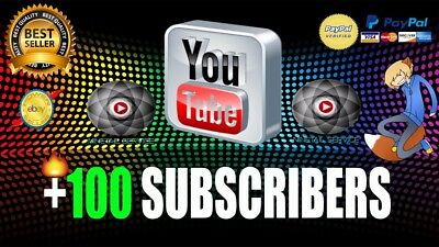 100 Youtube-subscribers ■■■NINETAIL SERVICE■■■1