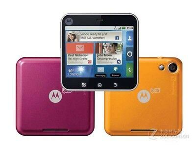Original Motorola Flipout MB511 MB-511 3G Android Smartphone Mobile QWERTY