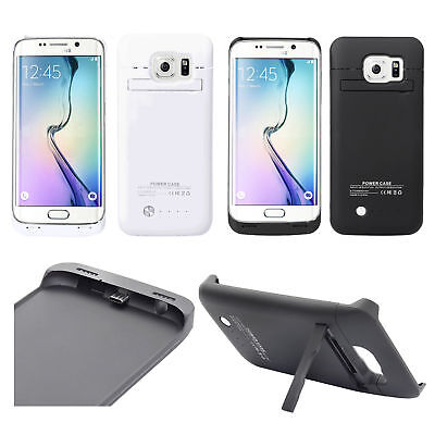 4200mAh External Power Pack Battery Charger Case for Samsung Galaxy S6