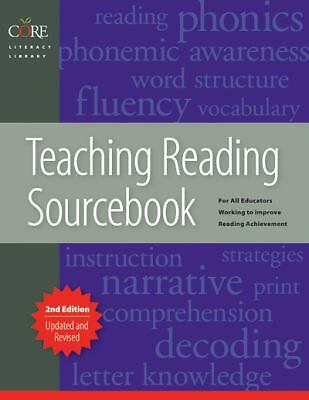 Teaching Reading Sourcebook 2nd Edition Bill Honig  Book