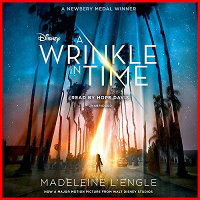 A Wrinkle in Time By Madeleine LEngle   Instant Download Audio Book