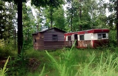 THREE  UNRESTRICTED LOTS WITH OLD BUILDINGS ELECTRIC OZARKS OWNER TERMS