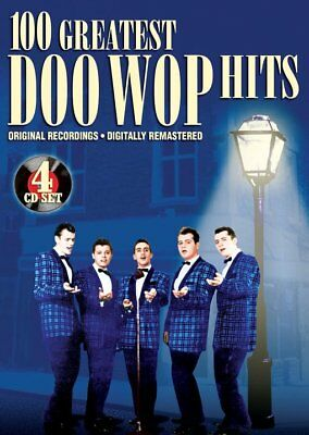 100 Greatest Doo Wop Hits 4-CD