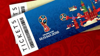 2Russia 2018 World Cup Tickets - Spain v- Morocco Kaliningrad June 25 - Cat- 3
