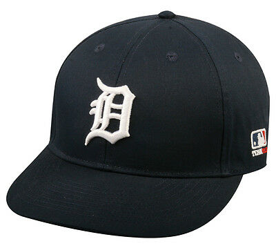 Detroit Tigers Home Replica Baseball Cap Adjustable Youth or Adult Hat