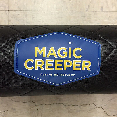 Magic Creeper The Roll Up Low Ground Clearance Automotive - Household Creeper