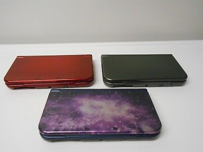Nintendo New 3DS xl System wcharger bundle choose color Free Ship