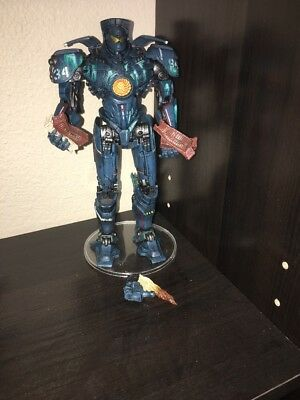Neca Pacific Rim Gipsy Danger Battle At The Docks Loot Crate