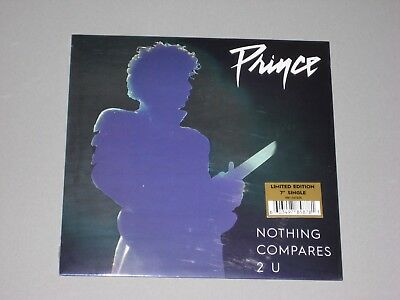 PRINCE Nothing Compares 2 U Limited Edition 7 vinyl single LP New Sealed Record