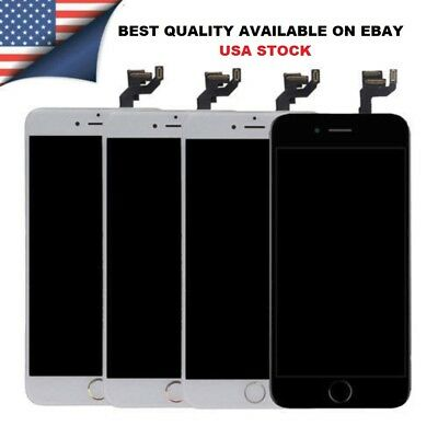 OEM iPhone 6 6s Plus 6s Lcd Digitizer Screen Replacement Home Button with camera