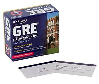 GRE Vocabulary Flashcards - App Kaplan Test Prep