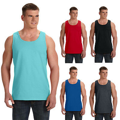 Fruit Of The Loom Tank Top 39TKR Active 100 Heavy Cotton HD Mens Top Tee Gift