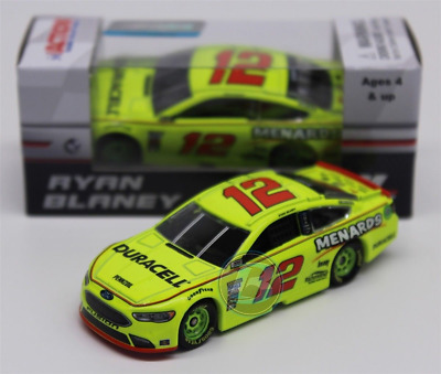 NASCAR 2018 RYAN BLANEY  12 DURACELL MENARDS 164 CAR IN STOCK