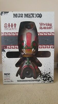 Marka27 Mexico MiniGod MG2 17 Vinyl Figure Speaker 2007