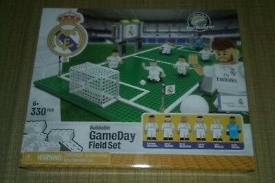 OYO Real Madrid FC Gameday Field Set Figures Soccer Futbol Ronaldo Bale and More