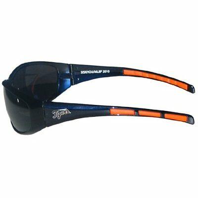 MLB Detroit Tigers 3-Dot Wrap Sunglasses